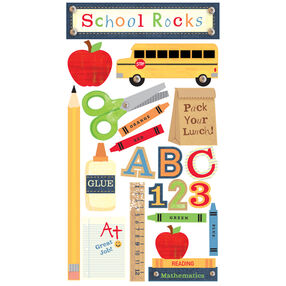 School Rocks Stickers_52-00376