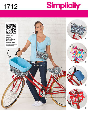 Bicycle Bags and Seat Cover