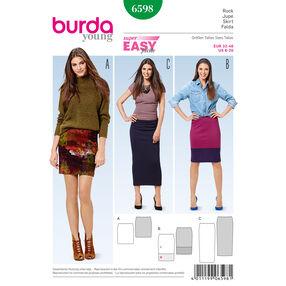Burda Style Pattern 6598 Skirt