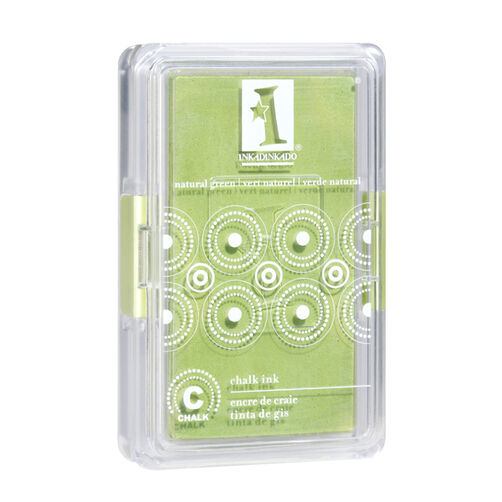 Chalk Ink Pad-Natural Green _61-00004