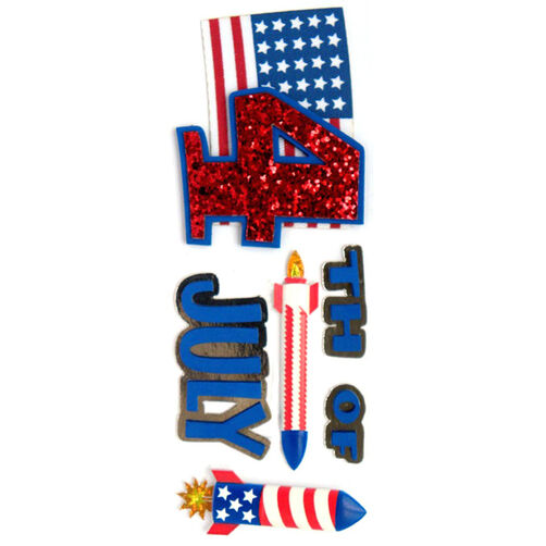 July 4th Stickers_50-60215