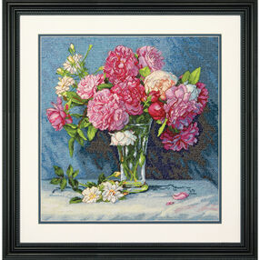 Mary's Bouquet Counted Cross Stitch_70-35295
