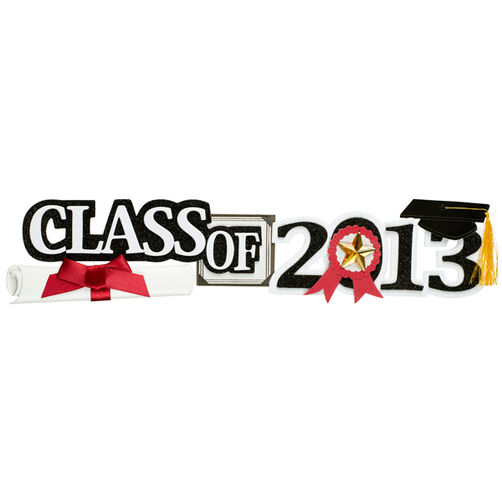 Class of 2013 Sticker_50-60392