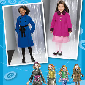 Child & Girl Jackets & Coats