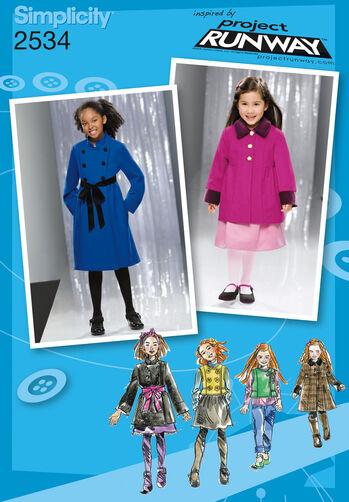 Child & Girl Jackets & Coats