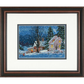 Quiet Night, Counted Cross Stitch_70-08935