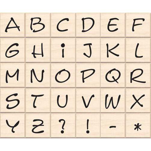 Hand-Lettered Alphabet_96297