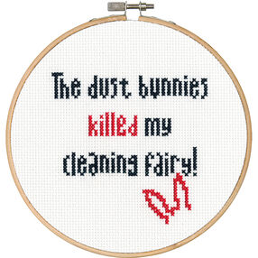 Dust Bunnies, Counted Cross Stitch_70-74628