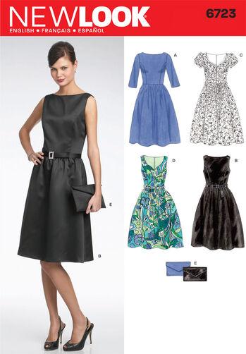 Misses Dresses