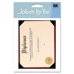 Large Diploma Embellishment_JJHE020B