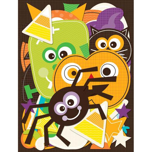 Spooktacular Icons Die-Cut Cardstock_30-592643