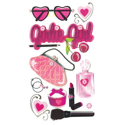 Girly Girl Stickers_SPJBLG437