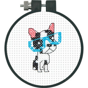 Smart Dog, Counted Cross Stitch_72-74552