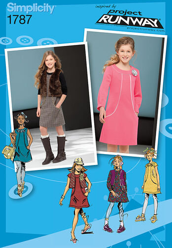 Girls' & Girls' Plus Dresses Project Runway Collection