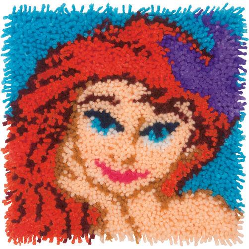 Ariel, Latch Hook_72-75065