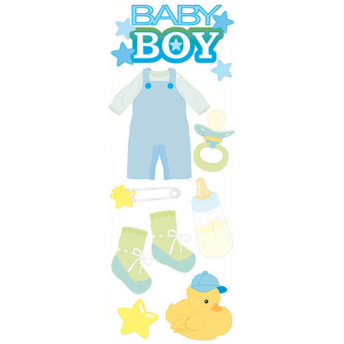 Baby Boy Stickers Stickers_SPJJ198