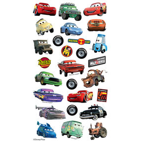 Cars Flat Stickers_53-00018