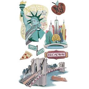New York Stickers_50-50635