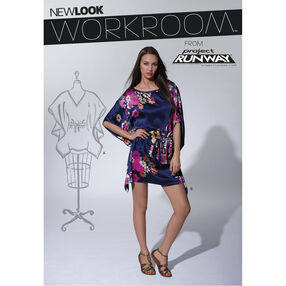 New Look Pattern 6051 Misses' Tunic