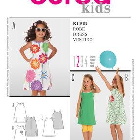 Burda Style Pattern 9544 Dress