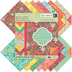 Handmade 12x12 Specialty Paper Pad_30-675308