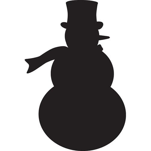 Large Snowman  Large Punch_54-30014