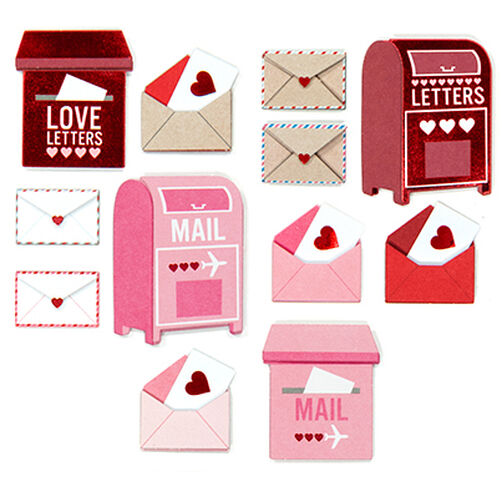 Love Notes Layered Mailbox Stickers_48-00075