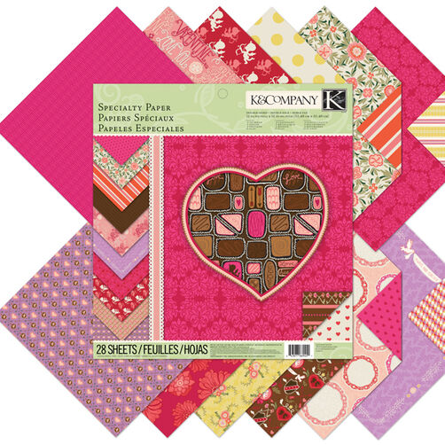 Cupid Specialty Paper Pad_30-669451
