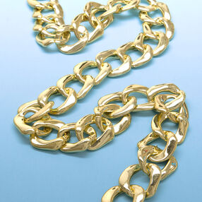"1-1/8"" Large Link Chain"