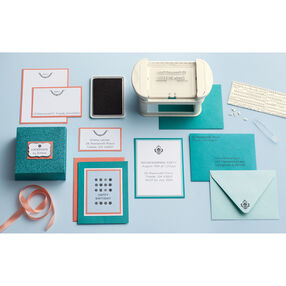 Self Inking Stamp Designer Starter Kit_40-21002