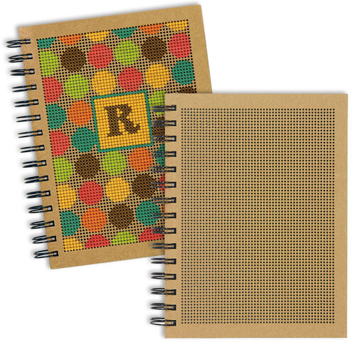 Large Journal Blank, Counted Cross Stitch_72-74095