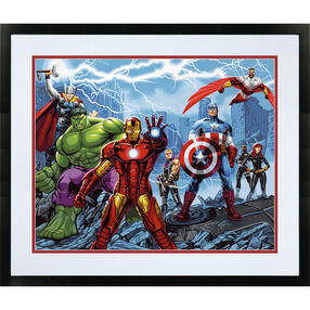 Avengers Assemble, Paint by Number_73-91517