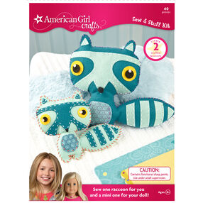 Raccoon Sew & Stuff Kit _30-575226
