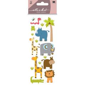Zoo Friend Stickers_52-30059