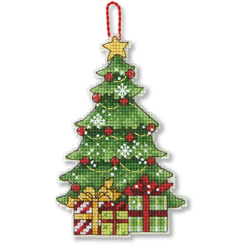 Tree Counted Cross Stitch Ornament_70-08898