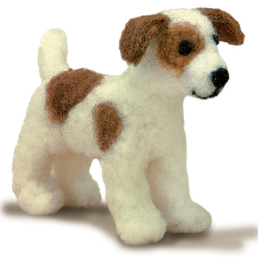 Dog Felted Character Needle Felting Kit_72-73795