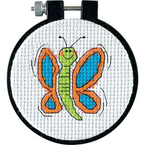 Happy Wings, Counted Cross Stitch_72782