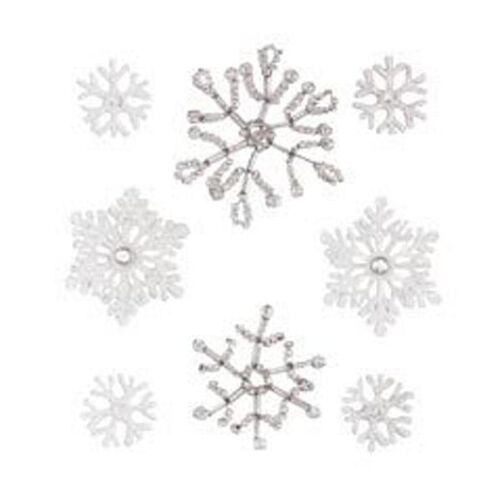 Snowflakes Stickers_SPJC044