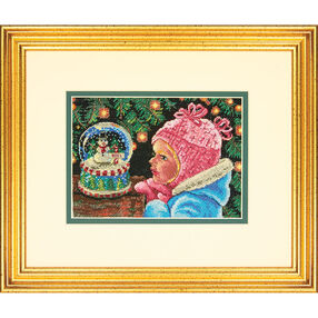 Christmas Wishes, Counted Cross Stitch_70-08936