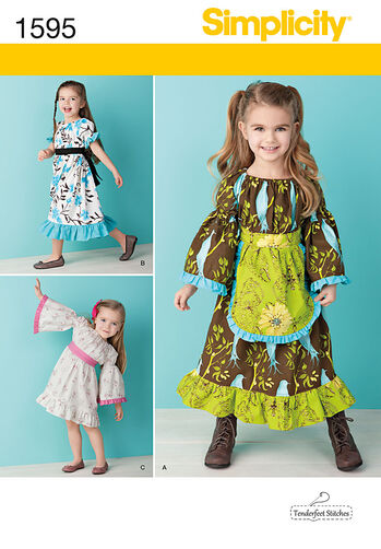 Toddlers' and Child's Dress