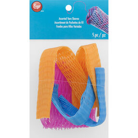 Yarn Sleeves Assorted Sizes 5 Piece