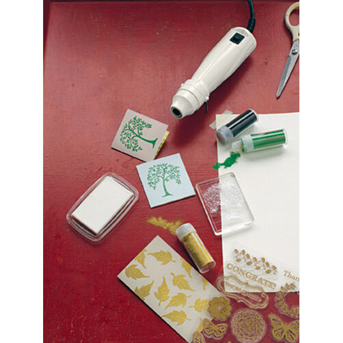 Heat Embossing Starter Kit_M338001