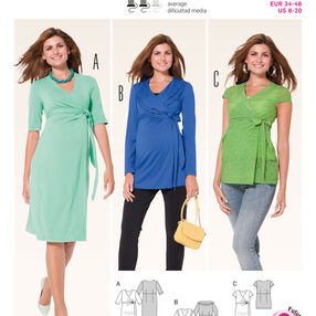 Burda Style Maternity Wear
