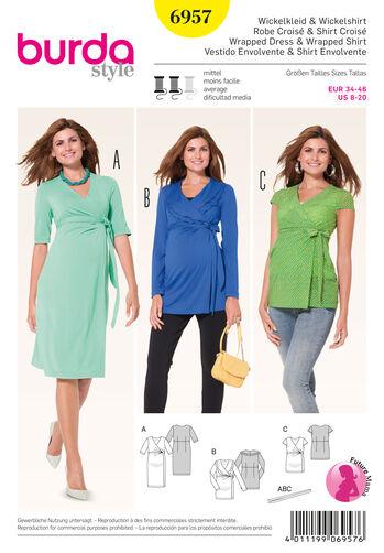 Burda Style Maternity Wear