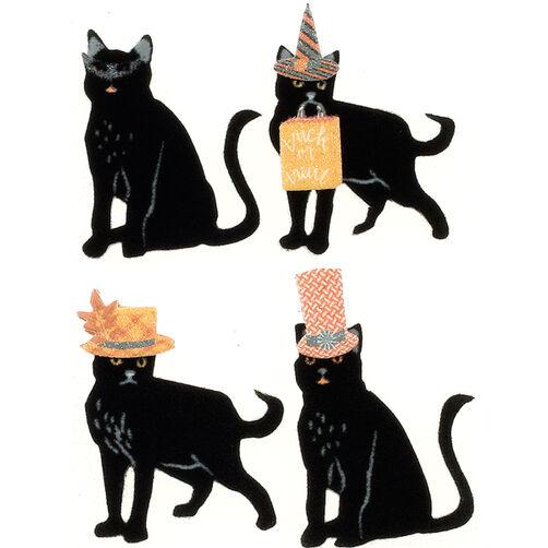 Animal Masquerade Cat Stickers_48-20272