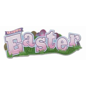 Happy Easter Title Stickers_SPJT240