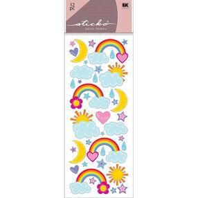 Rainbow Stickers_52-30067