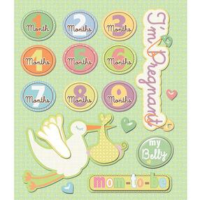 Pregnancy Sticker Medley_30-587656