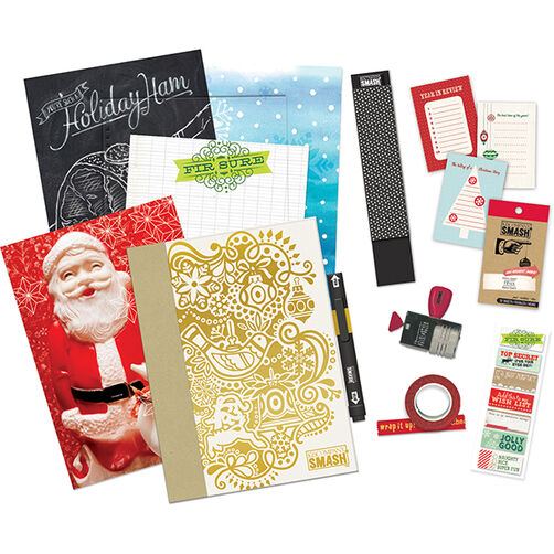 K&Company SMASH Holiday Journal Bundle_30-683099