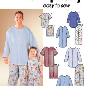Boys and Men Loungewear